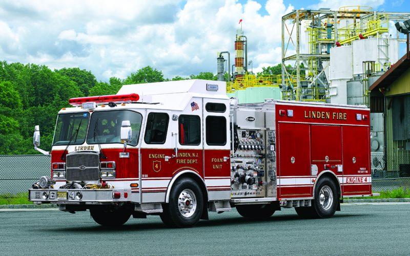 Linden Fire Department (NJ)