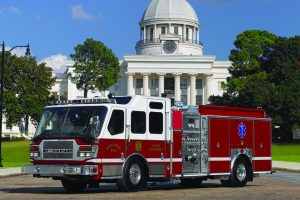 Montgomery AL Fire Department Engine 6