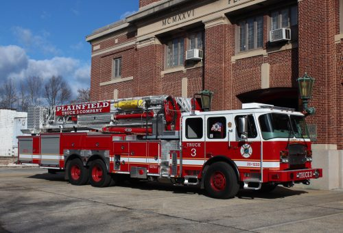 Plainfield Truck 3 95ft Mid-mount