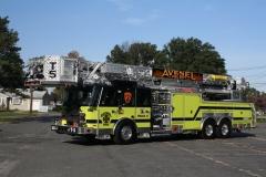 Avenel T5. 15 E-One 2000-300-HP 100