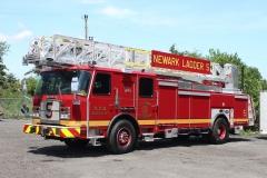 Newark L-5. 18 E-One Cyclone II 110Ft