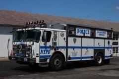 NYPD ESU Trk 2. 12 E-One